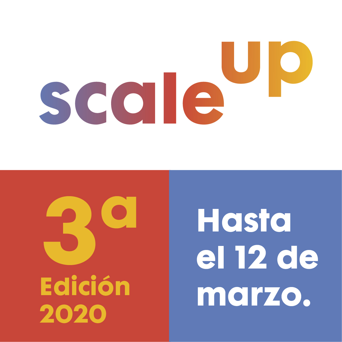 SCALE UP2020 redes